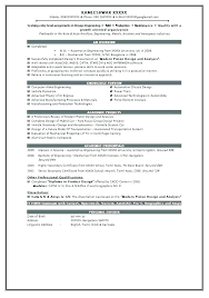 Engineering Fresher Resume Samples For Students Freshers As Well It Format