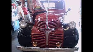 100 Fargo Truck Sales 1947 Dodge Half Ton Red ZephyrHills022412 YouTube