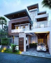 104 Modern Dream House Exterior Design Trendecors