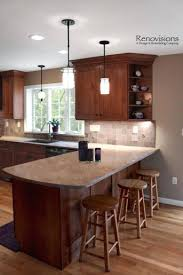 Light Cherry Kitchen Cabinets Awesome Wood S Cheap Shaker