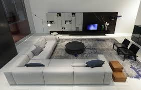 canapé d angle design italien le canapé design italien en 80 photos pour relooker le salon