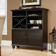 sauder harbor view sideboard antiqued paint walmart com