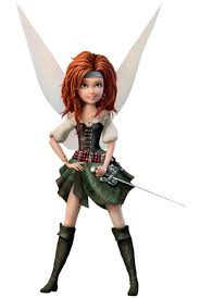 Pirate Fairy Costume Cake Tinkerbell Movies Party And