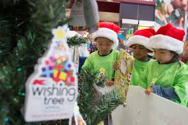 Christmas Trees Kmart Nz by Kmart Wishing Tree Appeal Pocketfullofdreams Com