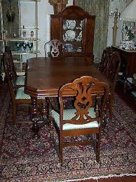 1930s Dining Room Furniture Antique Fresh Sets Antiques Of
