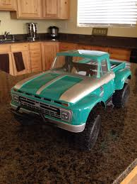 Latest Slash Body 66 Ford F100 | RC Fun | Pinterest | Trucks, Rc ...