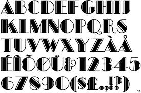 deco typography history deco typography colour mx