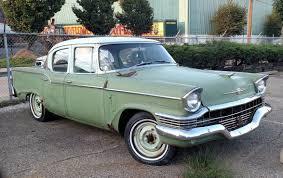 100 Studebaker Truck Parts NICE President Chrome Trim 56 1956 4 Door Car