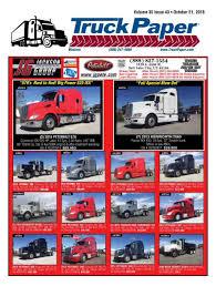 100 Rush Truck Center Pico Rivera Paper