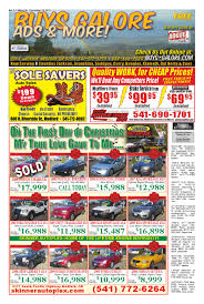 100 Medford Craigslist Cars And Trucks Buys Galore December 14 2011 By Buys Galore Issuu