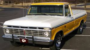 1974 Ford F100 Explorer XLT Presented As Lot T41 At Kansas City, MO ... 1974 Ford F250 Original Barnfind Flawless Body Paint Flashback F10039s New Arrivals Of Whole Trucksparts Trucks Or Courier Fordtruckscom 2 F100 Ranger 50 V8 302 Youtube 4x4 Rebuilt 360 Automatic 4wd 76 F 250 Tuff Truck 4 Fordtruck 74ft1054c Desert Valley Auto Parts F150 Farm 428 Cobra Jet Frame Up Restore Homebuilt Father Son Build Truckin Is Absolutely Picture Perfect Fordtrucks For Sale Classiccarscom Cc11408