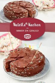 27 nutella kuchen nutella cake pecan cake easy cake