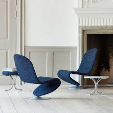 VerPan - System 123 Lounge Chair – Design Verner Panton, 1973