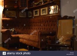schaukelstuhl und tuch sofa der 50er teil einer schönen