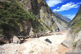 Gorge by Tiger Leaping Gorge Facts U0026 Information Beautiful World Travel Guide