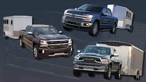 Chevy And Ford Race To Join Ram In The Half-Ton Diesel Pickup ... 2016 Ford F150 Vs Ram 1500 Ecodiesel Chevy Silverado Autoguidecom 2012 Halfton Truck Shootout Nissan Titan 4x4 Pro4x Comparison 2015 Chevrolet 2500hd Questions Is A 2500 3 Pickup Truck Shdown We Compare The V6 12tons 12ton 5 Trucks Days 1 Winner Medium Duty What Does Threequarterton Oneton Mean When Talking 2018 Big Three Gms Market Share Soars In July Need To Tow Classic The Bring Halfton Diesels Detroit