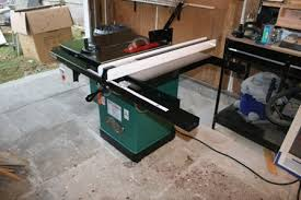 Grizzly 1023 Cabinet Saw by Review Grizzly G1023sl Ts Overall First Impression By Kevin