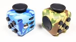Camo Edition Fidget Cube Unboxing