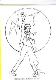 Best Michael Jackson Coloring Pages 89 With Additional Books