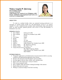 Onepage Rhjobstreetcomph For Comprehensive Resume Format Sample Fresh Graduates Perfect Job A Professional Rhcom