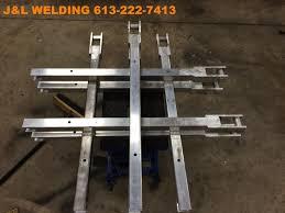 J&L WELDING 613-222-7413 DUMPTRUCK TAILGATE SATEY BAR | J&L MOBILE ...
