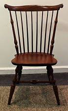 Nichols And Stone Windsor Armchair by Cherry Windsor Chair Ebay