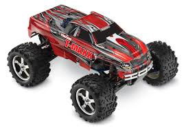 100 Gas Powered Rc Monster Trucks 110 TMaxx 33 4WD Nitro RC Truck RTR With TSM Red45mph