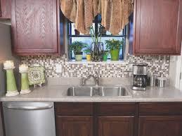 Metal Adhesive Backsplash Tiles by Kitchen Backsplashes Self Adhesive Kitchen Backsplash