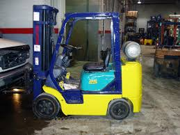 Komatsu Cushion Tire Forklift - Ri-Go Lift Truck Ltd. Used Forklift For Sale Scissor Lifts Boom Used Forklifts Sweepers Material Handling Equipment Utah 4000 Clark Propane Fork Lift Truck 500h40g Buy New Forklifts At Kensar We Sell Brand Linde And Baoli Lift 2012 Yale Erp040 Eastern Co Inc For Affordable Trucks Altorfer Warren Mi Sales Trucks Pallet The Pro Crane Icon Vector Image Can Also Be