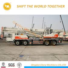 China Direct Sale Zoomlion Truck Crane Price Mobile Cranes Truck ...