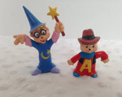 Alvin And The Chipmunks Cake Toppers by Alvin And The Chipmunks Etsy