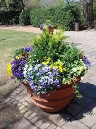 garden ideas Potted Garden Plants Outdoor Garden Pots Plants For