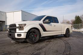 Roush's 650 HP SEMA Street Truck Caught In The Wild | Carscoops 2016 Roush Ford F150 Sc Review 2014 Svt Raptor Edition For Sale In Springfield Mo Beechmont New Dealership Ccinnati Oh 245 2018 For Sale Salem Or Vin 1ftfw1rg5jfd87125 The F250 Is Not Your Average Super Duty Pickup Truck Performance Products Mustang Houston Tx Roushs 650 Hp Sema Street Caught In Wild Carscoops Capital Lincoln Tunes Up With Supcharger 600 Hp Owners Focus Group Carlisle Nationals Presented