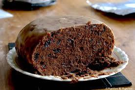 cuisine ecossaise clootie dumpling gâteau écossais aux raisins secs et à la mélasse