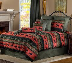 Bedding Breathtaking Cabin Bedding Cabin Bedding Sets Models