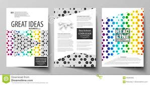 Business Templates For Brochure Flyer Annual Report Cover