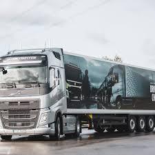 100 Truck Driver News Volvo Hosts 6th International Truck Driver Challenge In Sweden