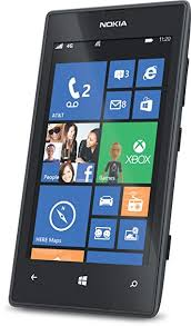 Amazon Nokia Lumia 520 AT&T Go Phone No Annual Contract Discontinued by Manufacturer Cell Phones & Accessories