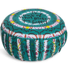 Inflatable Printed Ottoman Cover 23in 5