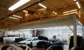 100 Mezzanine Design What Is A Floor Levels Panel Built