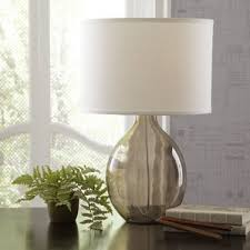 Fillable Craft Table Lamp by Fillable Clear Glass Lamp Wayfair