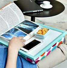 Padded Lap Desk With Light by 9 Best Lap Desk With Bean Bag Bottom And Best Storage Sevenhints