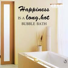 Marilyn Monroe Bathroom Sets by Aliexpress Com Buy Bathroom Wall Decal Happiness Is A Long