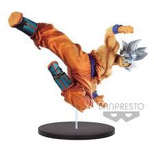 Dragon Ball Super Ultra Instinct Son Goku Fes Vol 8 Statue
