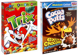 USE 1 075 Cocoa Puffs Cookie Crisp Or Trix Cereal Coupon Final Price 122 Each Wyb After