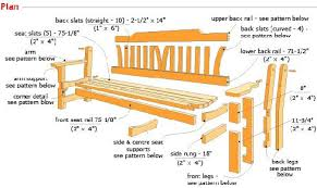Wood Garden Bench Plans Free by Wood Bench Plans Ideas Park Bench Plans Park Bench Plans Free