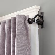Walmart Curtain Rods 120 better homes and gardens silver knob curtain rod set nickel