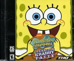 10911283 SpongeBob SquarePants Operation Krabby Patty