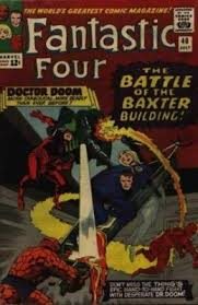 Marvel Comicss Fantastic Four Issue 40