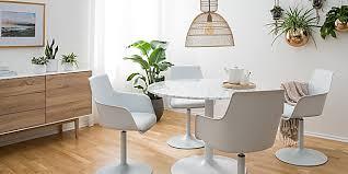 table wir lieben die neuen runden esstische stylight